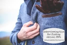 interviewing tips for finding ethical snfs gray matter therapy interview tips i ve answered emails regarding finding a good job for many therapists so i thought it was about time i write it up into a blog post