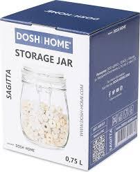 <b>Контейнер</b> пищевой Dosh|Home Sagitta, 600151, 0,75 л — купить ...