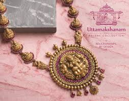 Shop South Indian Jewellery Online | Traditional Temple and ...