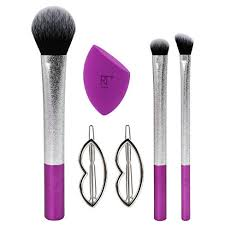 <b>Real Techniques Flawless</b> Sparkle Brush Gift Set : Target