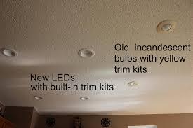led light kitchen