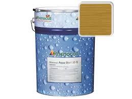 <b>Лак фасадный Rhenocoll Aqua</b> Start 20S дуб, шелковисто ...