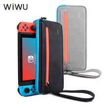 <b>Чехол WIWU для</b> Nintendo Switch портативный дорожный <b>Чехол</b> ...
