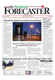 the forecaster portland edition by the the forecaster portland edition 20 2013