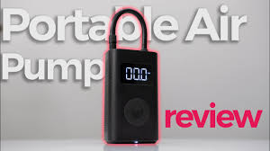 Mi <b>Portable Air</b> Pump Review : Pros and Cons - YouTube