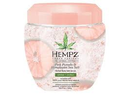 <b>Hempz Body</b> Salt Scrub - <b>Pink Pomelo</b> & Himalayan   LovelySkin