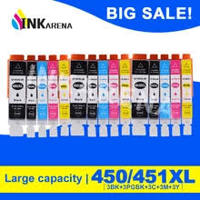 451 ink cartridge for <b>canon</b> с бесплатной доставкой на AliExpress