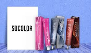 Инструкция по окрашиванию <b>волос краской</b> Matrix <b>Socolor</b>.Beauty