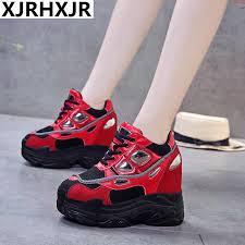 2019 <b>New Hot Fashion Women</b> Punk Platform Flat Knee High Boots ...