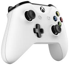 Купить <b>Геймпад Microsoft Xbox One</b> Controller белый по низкой ...