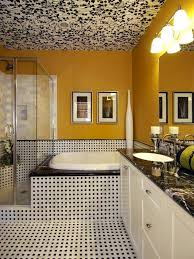 sagging tin ceiling tiles bathroom: cool bathroom ceiling with wallpaper bathroom tile bathroom scale bathroom faucets home