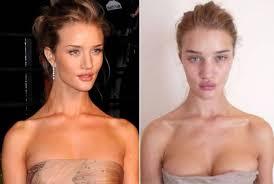 victoria 39 s secret models without makeup 2016