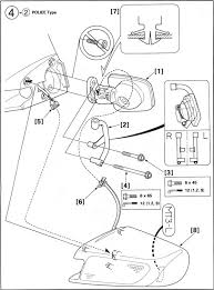 motorcycle driving lights st1100 police strobe mounting brackets st1100 police strobe mounting brackets diagram
