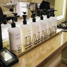 <b>Balmain Paris</b> Hair Couture: из Парижа с любовью к клиентам