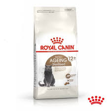 <b>Royal Canin</b> Feline Health Nutrition Senior <b>Ageing Sterilised</b> 12+ ...