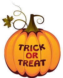 Image result for trick or treat clipart