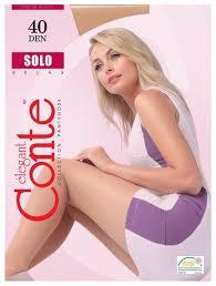 <b>Колготки Conte Elegant</b> Solo 40 den — купить по выгодной цене ...