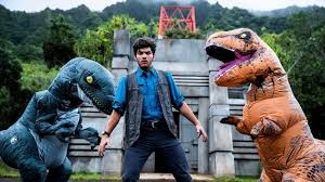 <b>Jurassic World</b> Meets Parkour in Real Life - YouTube