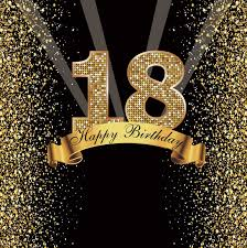 <b>Happy 40th</b> 18 25 30 <b>Birthday</b> Party Photocall Celebration Poster ...