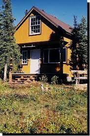 Prince William Sound Outpost Cabin