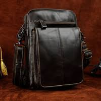 Messenger <b>Genuine Leather</b> Waist Pack Canada | Best Selling ...