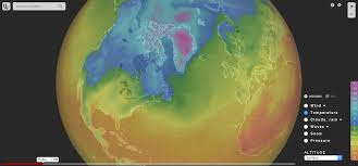 Windy: <b>Wind</b> map & weather forecast