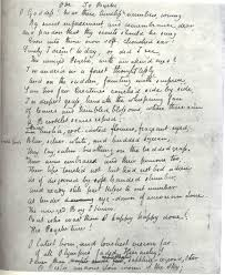 john keats original manuscripts of poetry letters ode to psyche