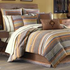 montaneros southwest striped comforter bedding by j queen new york