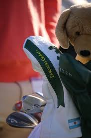 and oh by the way keep an eye out on phil mickelsons bag this week phil also has a limited edition masters cru headcover but its tweaked just a bit bags cool cru gear