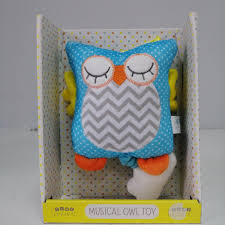 Tiny Treasures <b>Musical Owl</b>- New — home