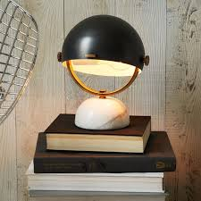 clint mini task lamp antique bronzemarble west elm awesome 15 task lighting