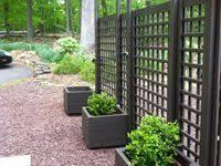 <b>Trellis fence</b> | 60+ ideas on Pinterest in 2020 | <b>trellis fence</b>, backyard ...