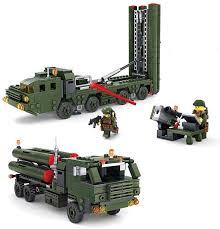 """<b>Конструктор KAZI</b> """"<b>Ракетные войска</b>"""" - 84037 — купить в ..."""