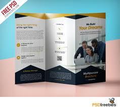 professional corporate tri fold brochure psd professional corporate tri fold brochure psd template this trifold brochure psd template
