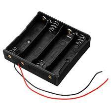 NeitKaarsh India <b>3pcs Plastic Battery Storage</b> Case Box: Amazon.in ...
