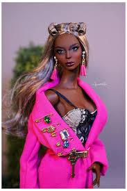 The <b>Gem</b> Coat for 16'' Fashion Doll Gene Numina