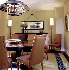 Mirror For Dining Room Wall Pretty Mirrored Buffet In Dining Room Contemporary With Mirror