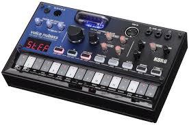 <b>Korg Volca</b> Nubass – ламповый бас-<b>синтезатор</b> | ProSound