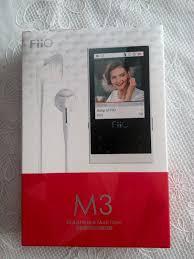 Обзор от покупателя на Цифровой <b>MP3</b>-<b>плеер FIIO</b> M3 ivory ...