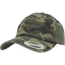 Купить Flexfit <b>Yupoong</b> Low Profile <b>camo</b> washed Cap Basecap на ...