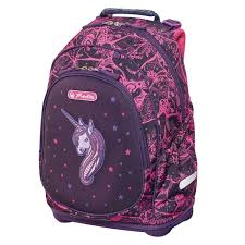 Рюкзак Bliss Unicorn Night <b>Herlitz</b>