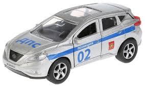 Внедорожник <b>ТЕХНОПАРК Nissan Murano</b> Полиция (SB-17-75 ...