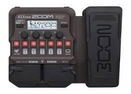 <b>Zoom A1X</b> FOUR купить в Москве гитарные <b>процессоры</b> и ...