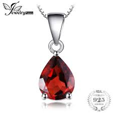 2019 JewelryPalace Classic 2.2ct <b>Natural Stone</b> Alluring Red ...