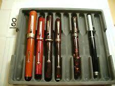 Латунные коллекционные <b>ручки</b> и письменные принадлежности ...