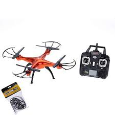 Syma X5SW/X5SW-1 4CH 6-axis Gyro RC Wifi FPV <b>Quadcopter</b> with ...
