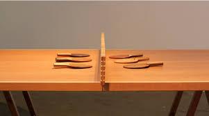 wood ping pong
