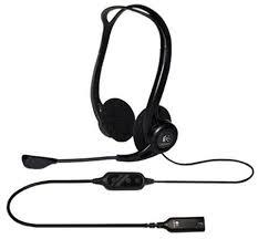Гарнитура <b>Logitech Stereo Headset</b> PC 960 OEM 981-000100