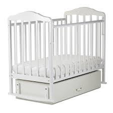 Купить Детская <b>кроватка СКВ</b>-<b>Компани</b> Берёзка 12600 в ...