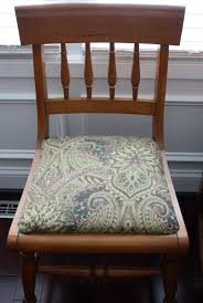 Padding For Dining Room Chairs Good Reupholstering A Dining Room Chair Th19 Bjxiulancom
